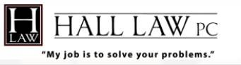 Hall Law PC - We Handle Injury Cases