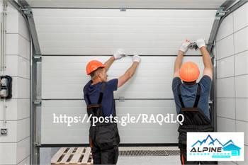 Alpine Garage Door Repair Manchester Co.