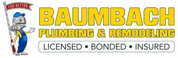 Baumbach Plumbing & Remodeling