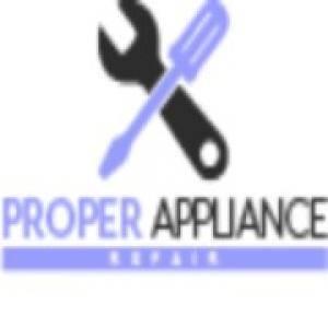 Proper Appliance Repair Inc.